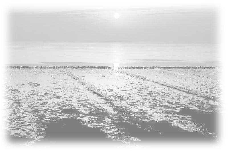 Sonnenaufgang am Keitumer Watt